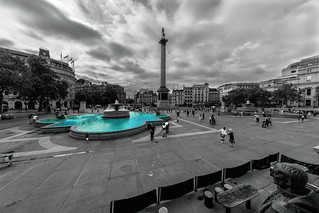 trafalgar square aquamarina