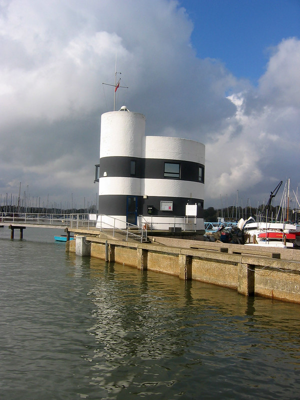 The Harbour masters office, Warsash