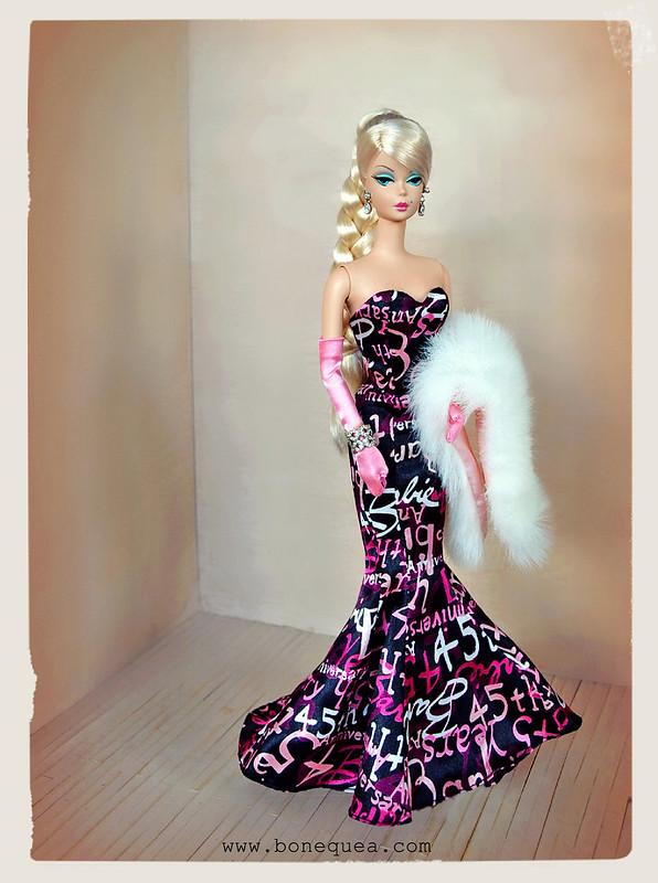 BFMC Barbie Silkstone 45 Aniversario