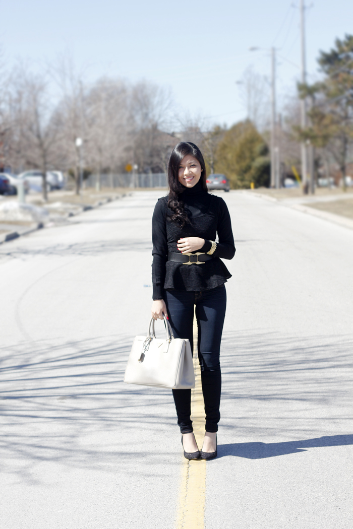 Turtleneck Peplum (1)