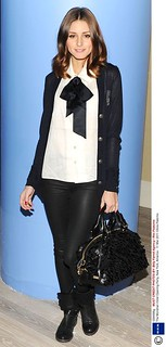 Olivia Palermo Monochrome Trend Celebrity Style Women's Fashion
