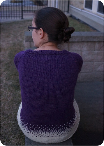 Gradient Sweater Done