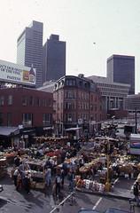 Boston City Hall, from Haymarket