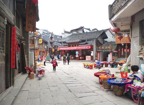 Hunan13-Fenghuang-Habitants (60)