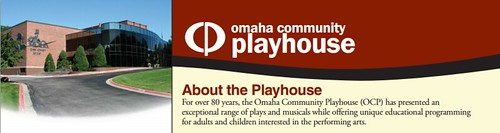 Joel Schlessinger MD donates gift certificate to the Omaha Community Playhouse fundraiser