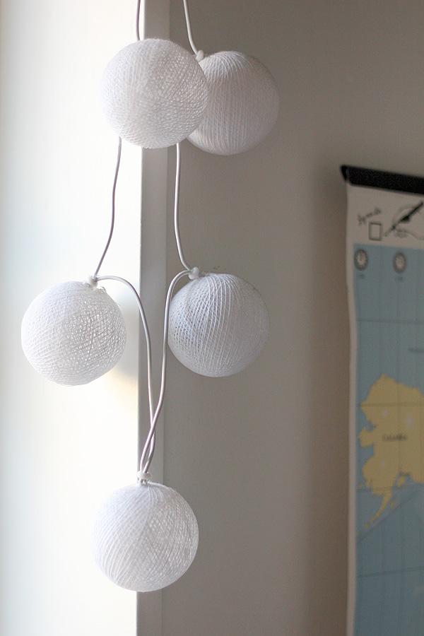 Lampa-bollar