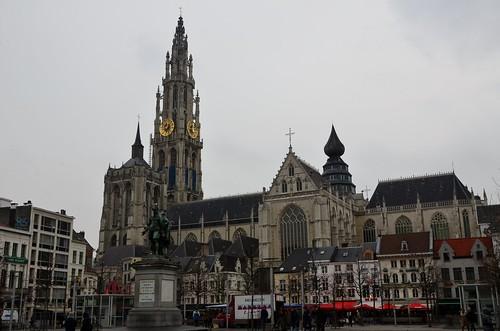 Onze Lieve Vrouwe Kathedraal, 1350-1520, Antwerp (4)