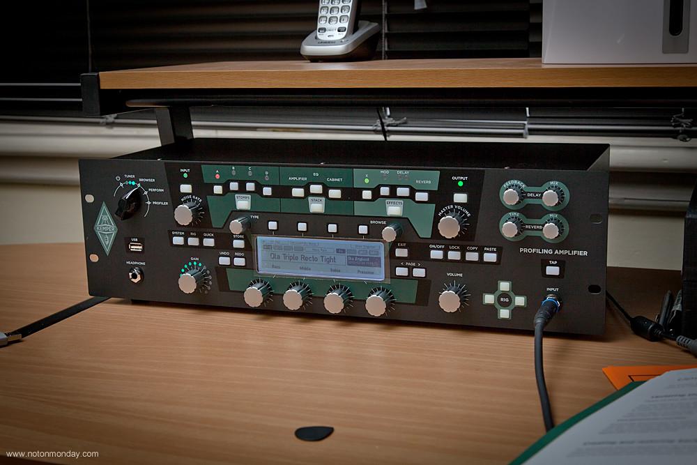 NAD: Kemper Profiling Rack! (new