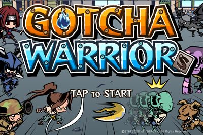 Gotcha Warriors�����Wiki