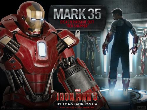 "Mark 35 - ""Red Snapper"""