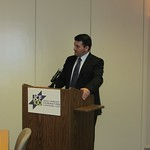 Consul General Nasimi Aghayev speaks to AJC San Francisco