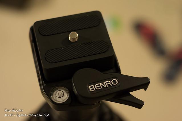 Benro A350FBH0 tripod