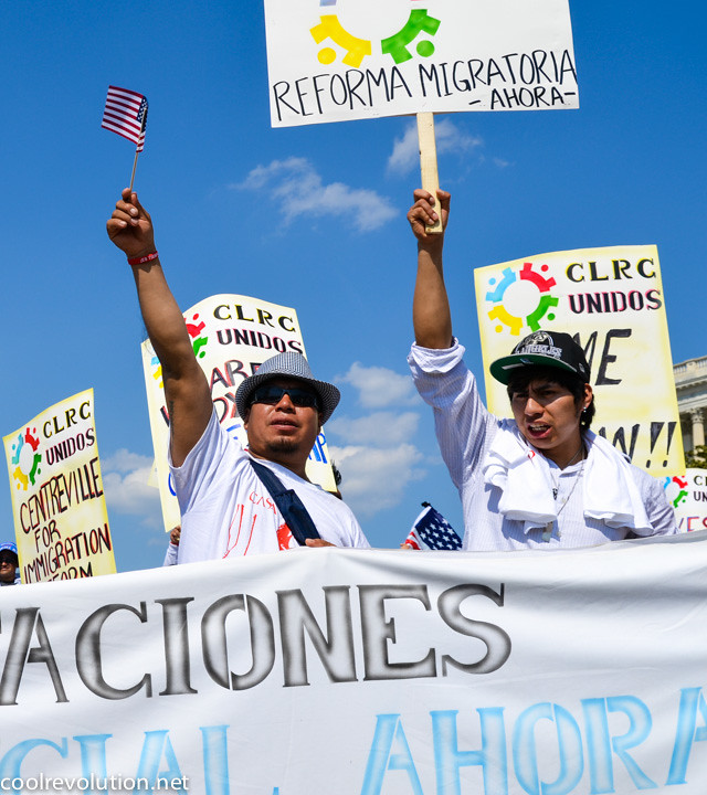 Latest On Immigration Reform News: Immigration Reform Rally, Capitol