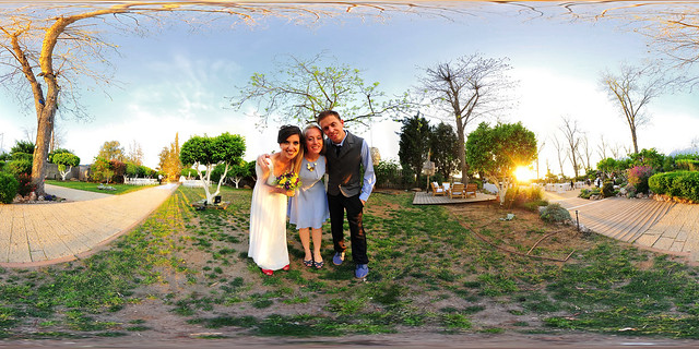 Liron & Noam wedding 360°