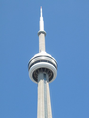 ON, Toronto CN Tower 3
