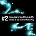 Tutorial #2: Easy Lightning Effect in Photoshop / Efeito de luz fácil no Photoshop
