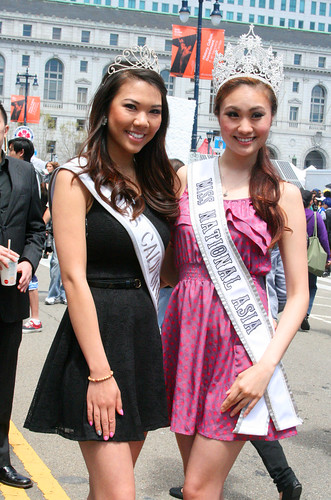 Asian Beauty Queens