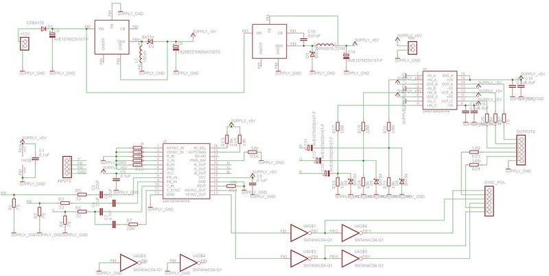 Rgb To Vga Schematic - Wire Diagram Here Vga To Hdmi Wiring Diagram on hdmi to vga cable, hdmi to vga computer, usb 2.0 wiring, hdmi cable wiring, dvi wiring,
