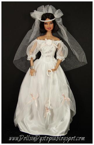 The Bride by DollsinDystopia