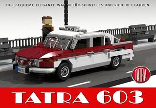 Tatra T2-603 - 1968 - Czechoslovakia
