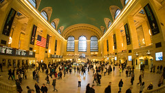 Taking Pictures in Grand Central