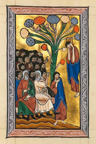014-Salterio dorado de Múnich-1200-1225 d.C- Biblioteca Estatal de Baviera (BSB)
