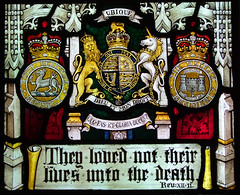 they loved not their lives unto the death