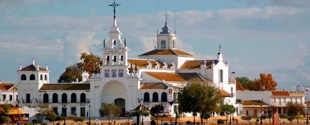 Ermita de El Rocío (Huelva)
