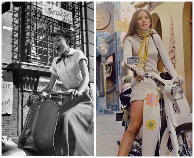 vespa Collage 6