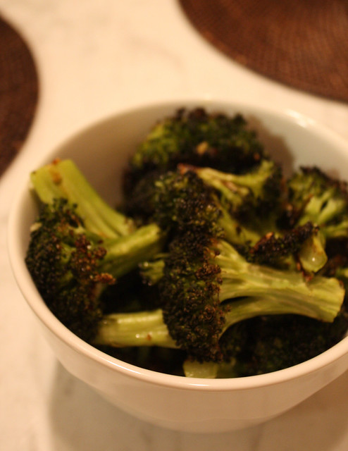 Blasted Broccoli 2