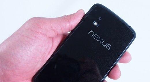 Nexus 4 LTE на Android 5.0