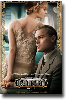 The Great Gatsby Poster Back