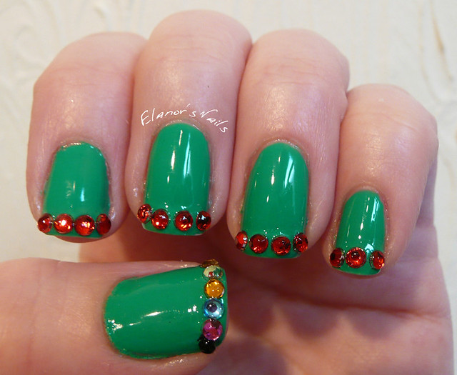 snooker nails 2013 2