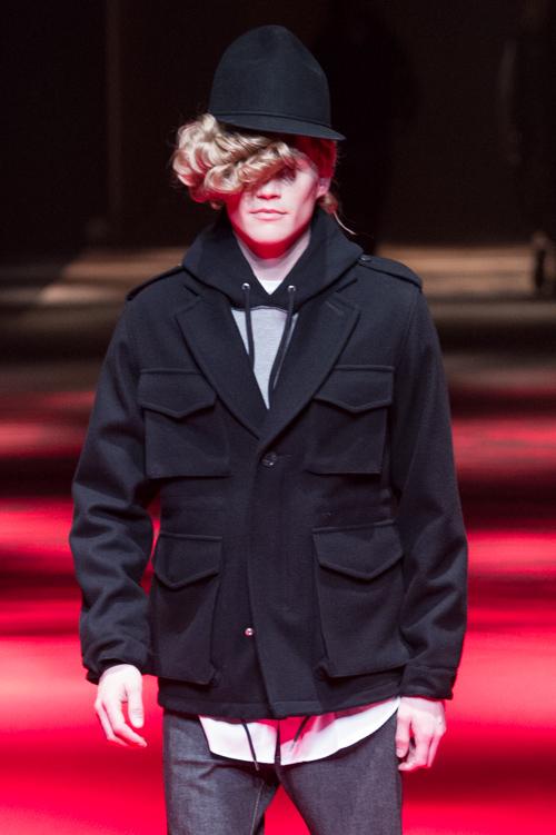 Stephan Haurholm3083_FW13 Tokyo GANRYU(Fashion Press)
