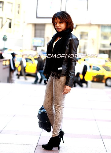 Morasha in Times Square by DEMO PHOTOS by DeMond Younger