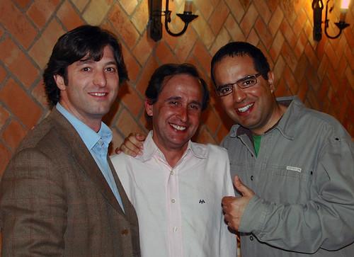Fernando ricardo y nacho