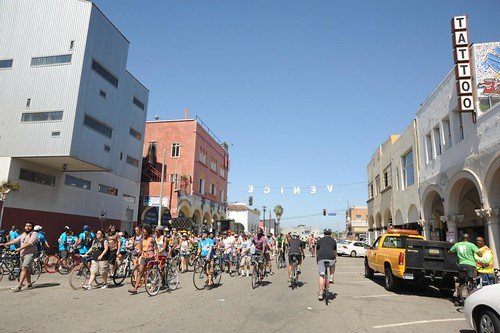 CicLAvia in Venice Beach 4-21-13