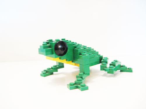 LEGO Frog | Flickr - Photo Sharing!