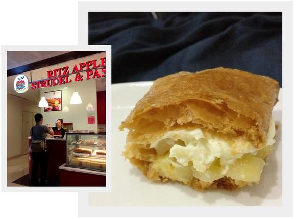 Ritz Apple Strudel