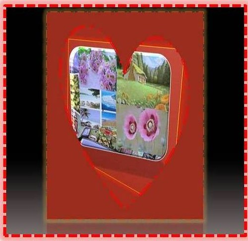 3d pic heart shape by CHDCA PROFESSIONALSWEBASYST