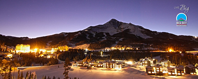 Night Mountain Village CK