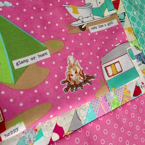 Glamping range by Scrappy quilts