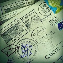365 Mail Art Pieces SENT!!