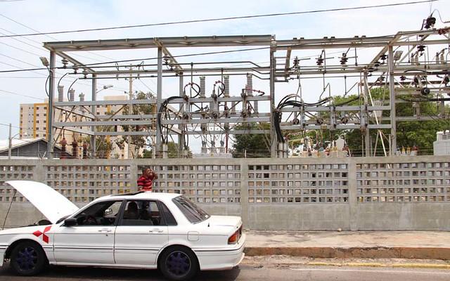 Estación Eléctrica Veritas