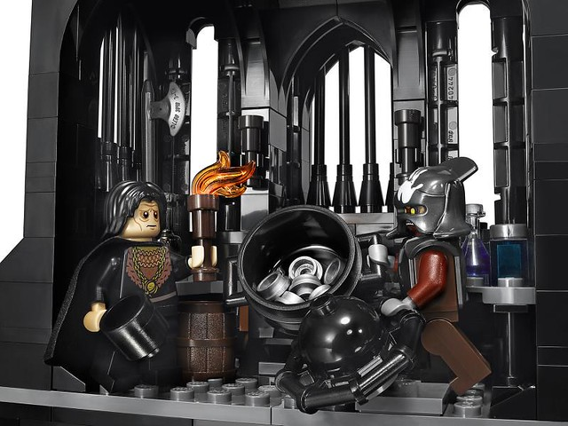 LEGO The Lord of the Rings 10237 - Tower of Orthanc