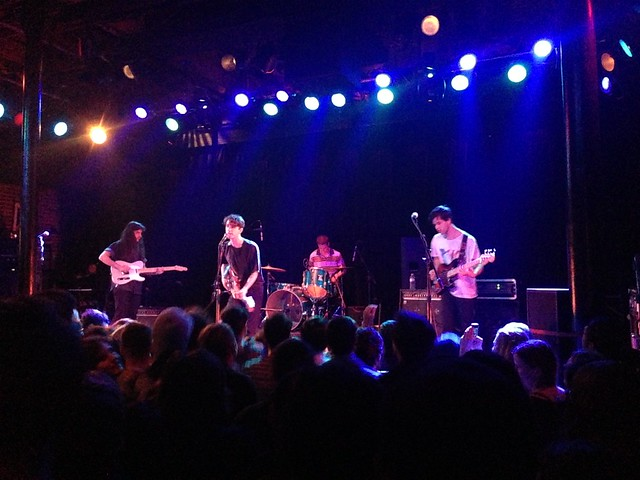 Beach Fossils @ Slim