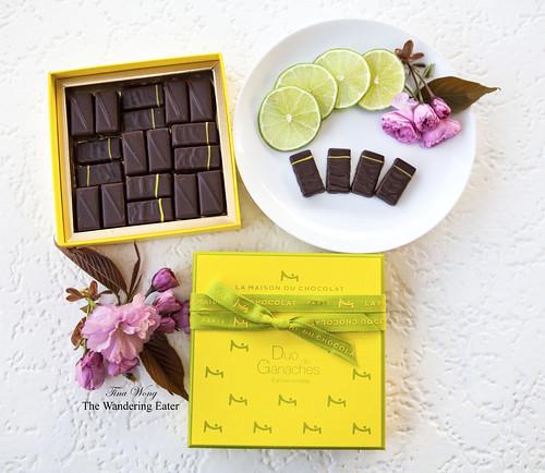 La Maison du Chocolat Duo de Ganaches 2013