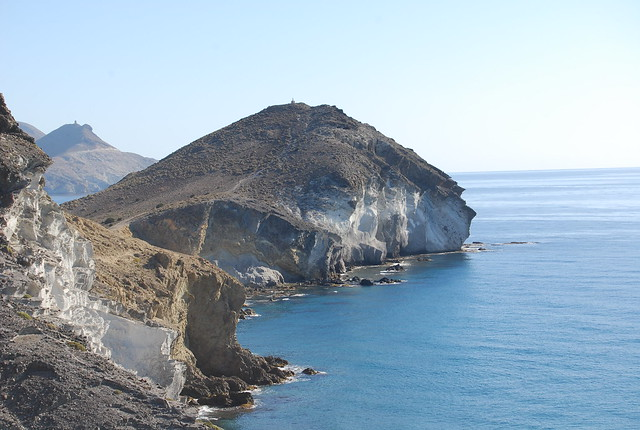 Playa del Mónsul (Parque Natural de Cabo de Gata-Níjar)