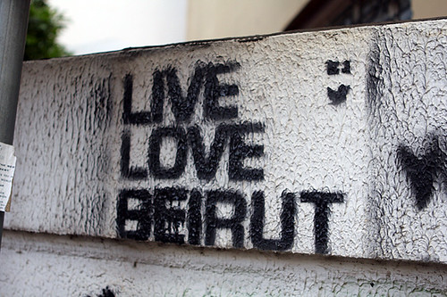 Live Love Beirut by David Lebovitz