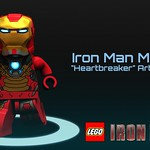 LEGO Iron Man 3 - Mark 17